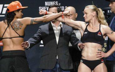 Nunes-Shevchenko konfirmohet për UFC-215, pritet vetëm zyrtarizimi