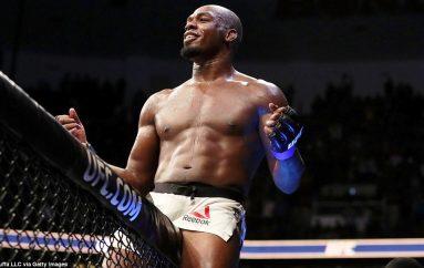 Jones pas titullit: Frymëzohen nga McGregor, ftoj në duel Brock Lesnar