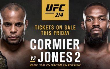 UFC 214: Ja çfarë duhet të dini për evenimentin e shumëpritur