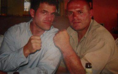 Vëllezërit Mahalla të rritur me sporte luftarake