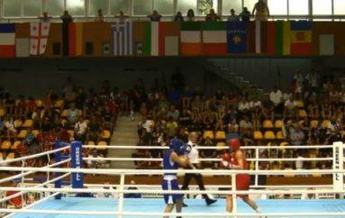 Sadiku fiton medaljen e argjendtë në Kampionatin Europian