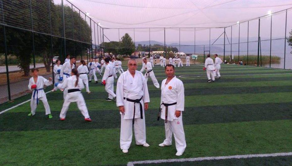 Përfundoi me sukses seminari i Akademisë së Karatesë së Maqedonisë