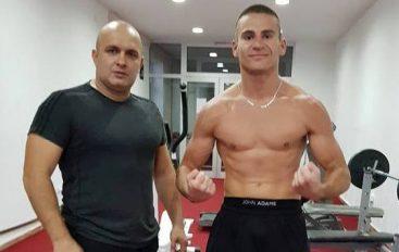 Trajneri i reprezentacionit, Faton Salihu stërvitje me Lulzim Ismailin