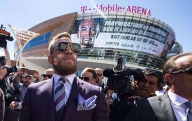 Tifozët braktisin McGregor-Mayweather, ende 7 mijë bileta të pashitura