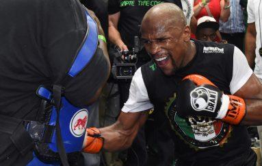 "E pabesueshme, Floyd Mayweather përfundon ""KO"""