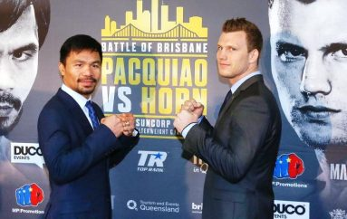 Arrihet marrëveshja, Pacquiao siguron revanshin ndaj Horn në fund të vitit