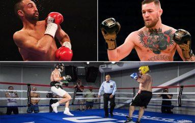 Malignaggi, partneri i McGregor në stërvitje: E pres në një duel të vërtetë