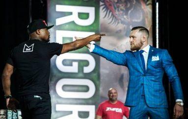 """McGregor: Sfida ime ndaj Mayweather çel """"binjakëzimin"""" mes dy sporteve"""