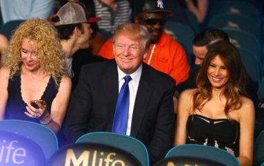 McGregor-Mayweather, një biletë edhe për presidentin e Amerikës
