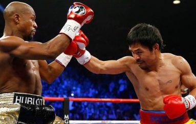 Pacquiao: McGregor s'ka për ta goditur asnjëherë Mayweather në fytyrë