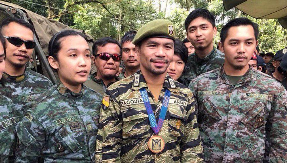 Pacquiao me trupat anti-ISIS: Së shpejti do të jem krah jush në betejë