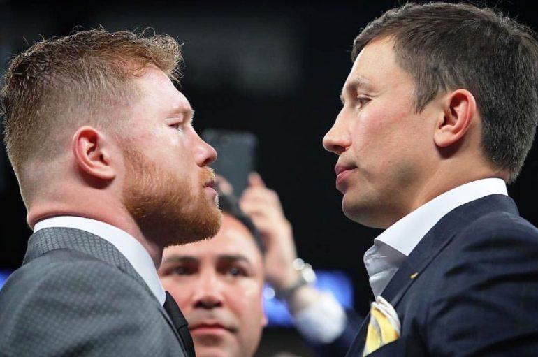 Pas Mayweather-McGregor radha e Golovkin-Alvarez, boksierët stërvitje me fansat