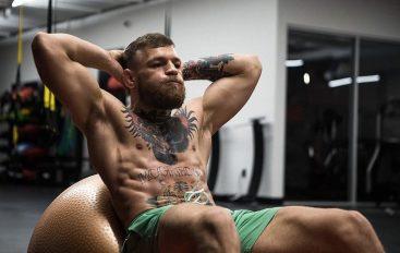 Disa këshilla për t'u bërë të fortë si Conor McGregor