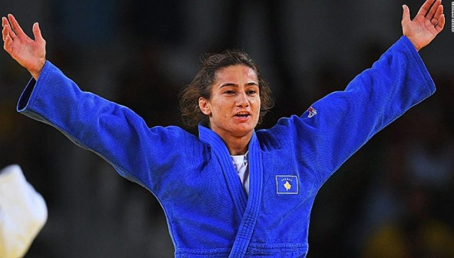 Zemër Kosove, sporti i xhudos në CNN