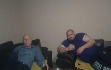 Ky është babai i njeriut më të fortë në Kosovë