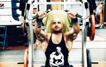 Muhamet Jusufi sfidon veten në garën botërore në bodybuilding
