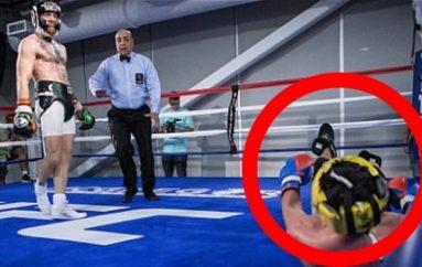 """A do të boksojë """"pastër"""" McGregor?"""