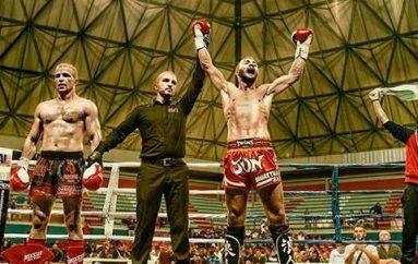 Fabio Skenderaj tani debuton në boksin profesionist