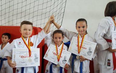 Talenti i karatesë Jeton Ramadani gati për Tetovë
