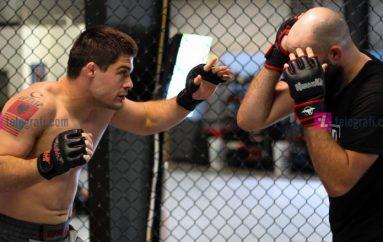 Shqiptari i Amerikës që synon MMA-në