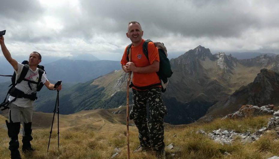 Ridvan Azizi një alpinist i ri që synon majat më të larta