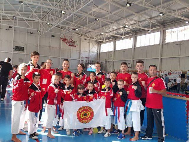 KK  Forca  klubi më i mirë në  Tetova Open 2017