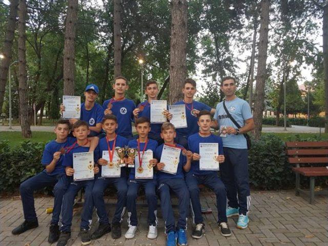 Rinia  me 8 të medalje nga Tetova