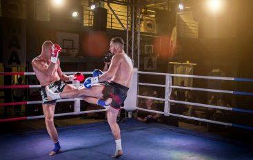 Gashi përgatitje me Azem Maksutaj për Fight Night