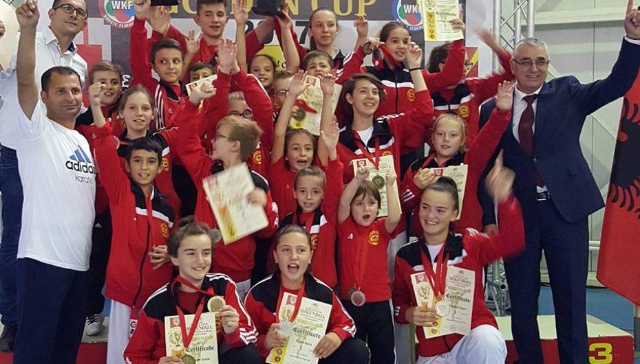 KK Forcë sërish pushton Tetovën, Sajra Morina më e mira e turneut