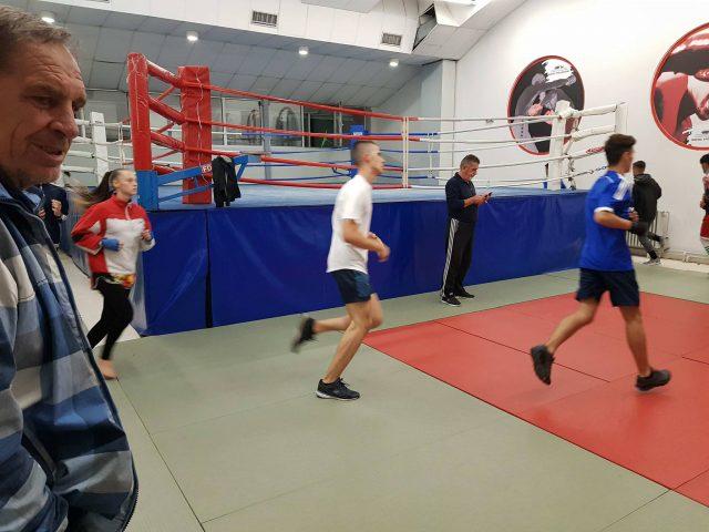 Zizi i kthehet dorëzave  trajnon boksierët e rinj