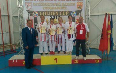 """KK """"Kastrioti"""" prezantoj me sukses vlerat kosovare në """"Kupën e Artë"""""""