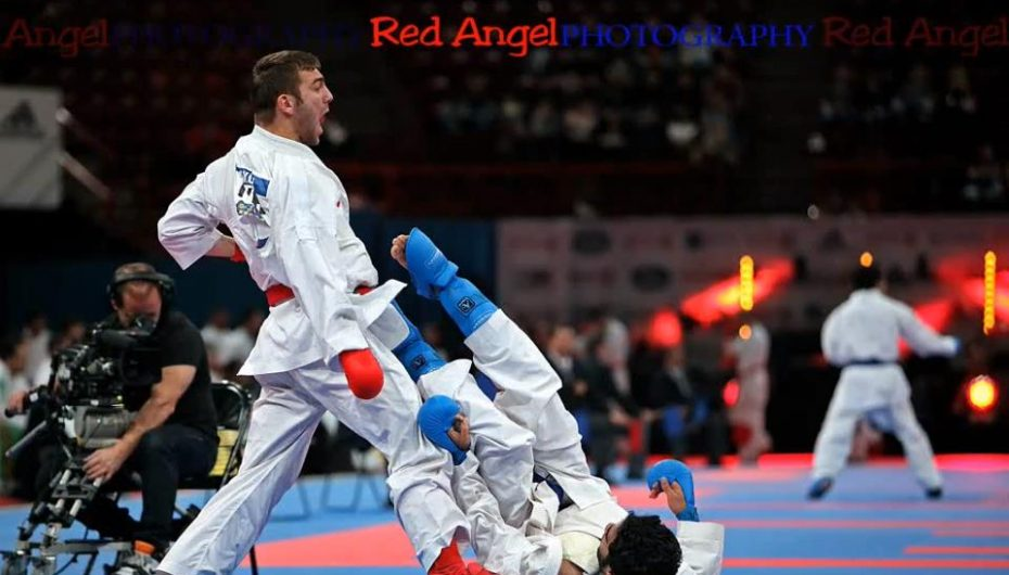 "Berat Jakupi në turneun  ""Karate 1 Premier League"""