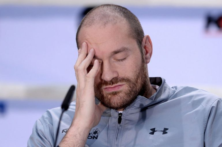 Antidopingu britanik shtyn sërish vendimin për boksierin Tyson Fury
