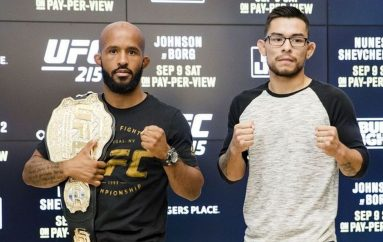 Demetrious Johnson vs. Ray Borg ka një datë të re