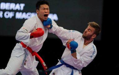 Berat Jakupi humb për medalje të bronztë