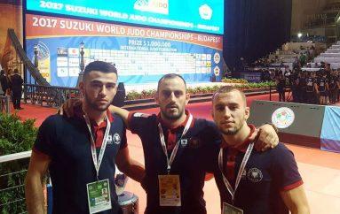 Botërori i xhudos, Shqipëria pa sukses me Çullhaj dhe Vrenozi
