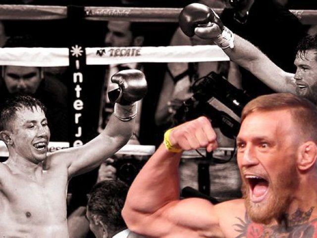 Ja reagimi i McGregor pas barazimit në duelin e boksit mes Golovkin e Alvarez