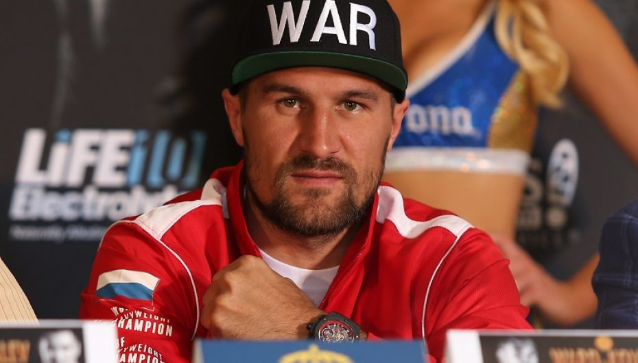 Kovalev nuk tërhiqet, më 25 nëntor rikthehet në ring ndaj Shabranskyy