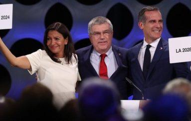 Lojërat Olimpike të së ardhmes: Paris 2024 dhe Los Angleles 2028