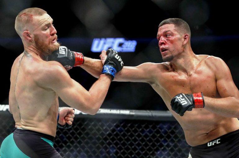 Dana White përgënjeshtron marrëveshjen McGregor-Diaz për trilogjinë
