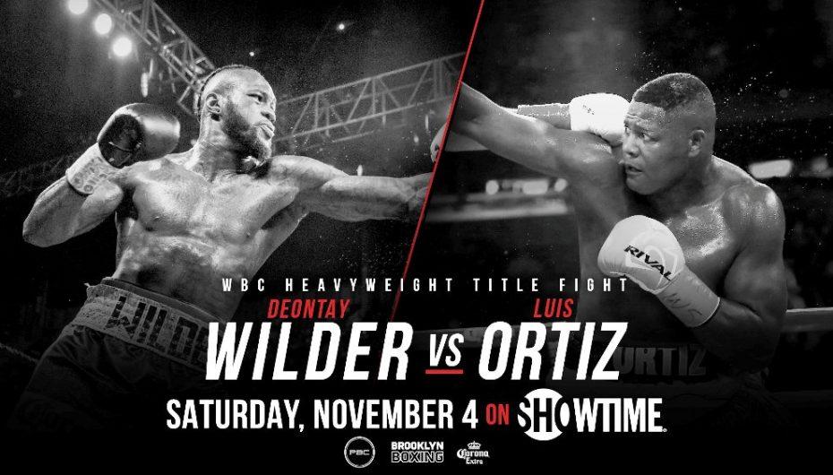 Deontay Wilder mbron titullin kampion ndaj Luis Ortiz