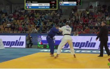 Fati ia ktheu shpinën Loriana Kukës në luftën për medaljen e bronztë