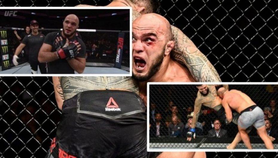 Latifi dëshiron të përballët me pesëshen e madhe të UFC-së