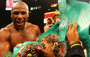 Floyd Mayweather, boksieri më i paguar në botë