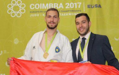 KOK-u ndanë mijëra euro për mbulimin e shpenzimeve të karateistit, Alvin Karaqi