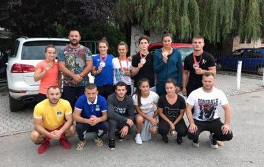 Kosova fiton 6 medalje në Kampionatin Ballkanik