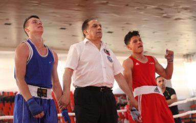 Kosova me dy boksierë në Evropian