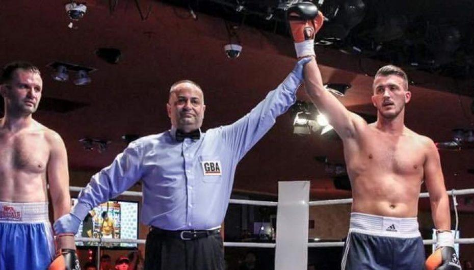 Edonis Beqiri pret duel me boshnjakun Nikolla Matiç