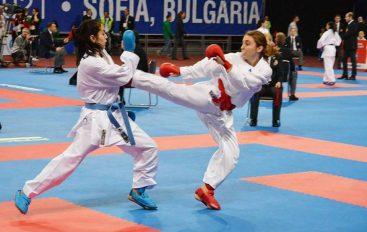 Karateistja e njohur Gresa Zhitia, do të ndeshet ne evenimentin humanitar ICF në Ferizaj