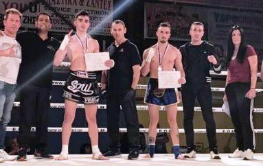 Adrian Suli shkatërroi Gianis, tani ndeshet me Delikostidis në Athinë
